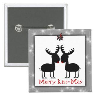 Navidad de los tintineos pins