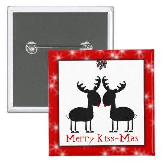 Navidad de los tintineos pin