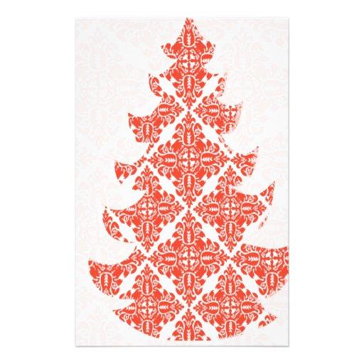 """Navidad de lujo de lujo folleto 5.5"""" x 8.5"""""""
