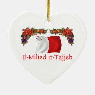 Navidad de Malta Ornamento De Reyes Magos