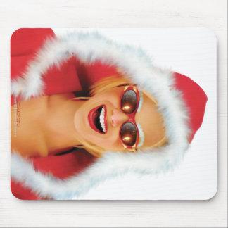 """Navidad de Maria "" Alfombrilla De Ratones"