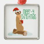 Navidad de Meer-y Ornamento De Reyes Magos