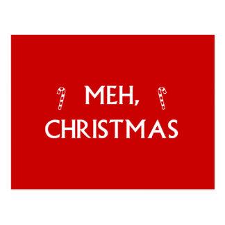 Navidad de Meh Postal