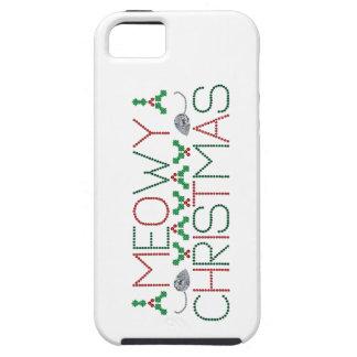 Navidad de Meowy iPhone 5 Coberturas