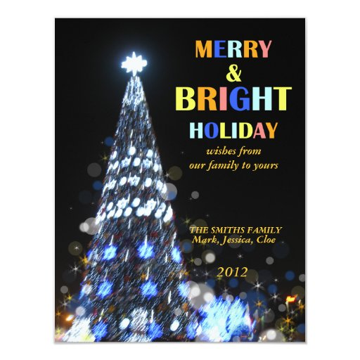 Navidad de MERRY&BRIGHT Anuncios Personalizados