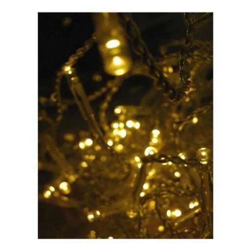 """Navidad de metales pesados folleto 8.5"""" x 11"""""""