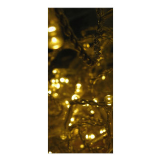 Navidad de metales pesados tarjeta publicitaria
