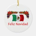 Navidad de México Adorno De Navidad