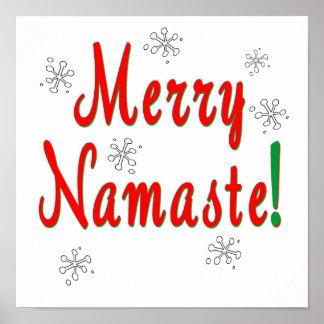 Navidad de Namaste Poster