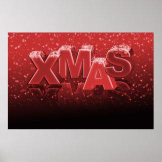 Navidad de Navidad Impresiones