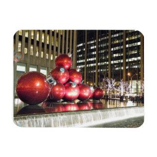 Navidad de New York City Iman Flexible