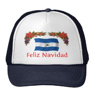 Navidad de Nicaragua Gorras
