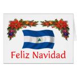 Navidad de Nicaragua Tarjetón