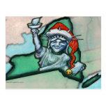 Navidad de Nueva York Postales