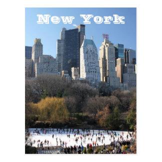 NAVIDAD DE NUEVA YORK TARJETAS POSTALES