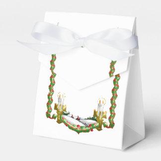 Navidad de oro #1 paquetes de regalo