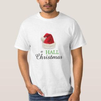 Navidad de PASILLO Playera