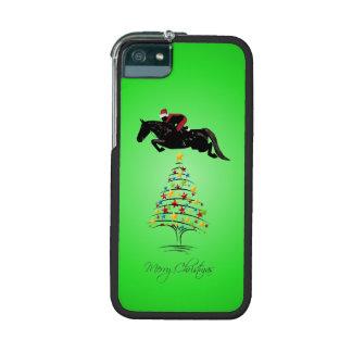 Navidad de salto del caballo