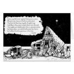 Navidad de Shakespeare Tarjeta