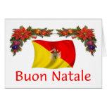 Navidad de Sicilia Felicitación