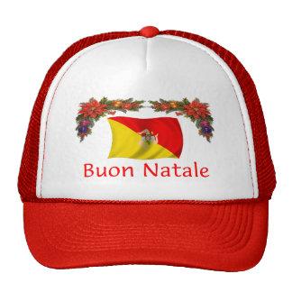Navidad de Sicilia Gorra