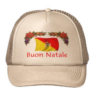 Navidad de Sicilia Gorro De Camionero