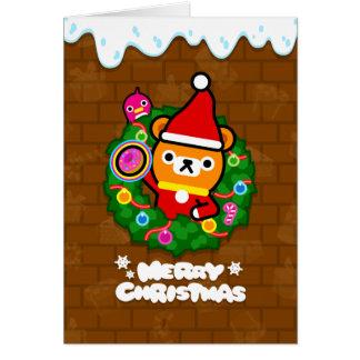 Navidad de Tappi Tarjeta De Felicitación