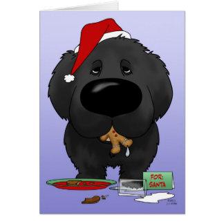 Navidad de Terranova Felicitacion