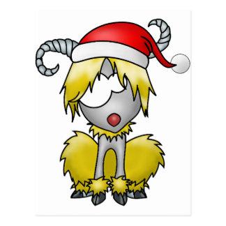 Navidad del aries postal