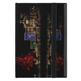 Navidad del aterrizaje de Firemans iPad Mini Coberturas
