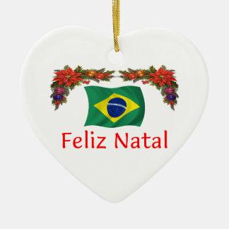 Navidad del Brasil Adorno Para Reyes