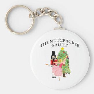 Navidad del clara_nutcracker llaveros
