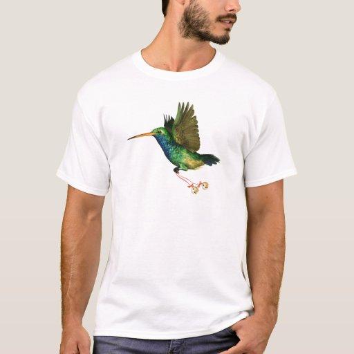 Navidad del colibrí playera