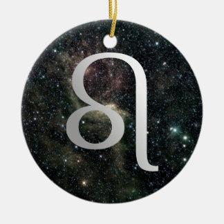 Navidad del cumpleaños del universo de la muestra  ornamentos para reyes magos
