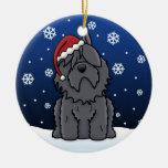 Navidad del DES Flandres de Bouvier del dibujo ani Adornos