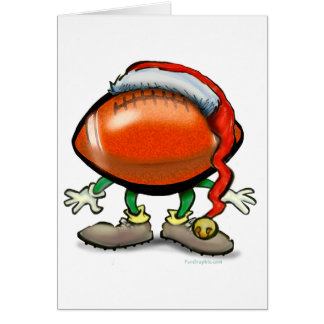 Navidad del fútbol tarjetón
