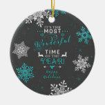 Navidad del navidad de los copos de nieve la ornamentos de navidad
