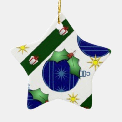 Navidad del ornamento ornamente de reyes