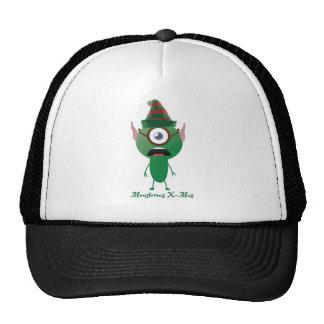 Navidad del ouphe gorras