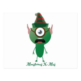 Navidad del ouphe postales