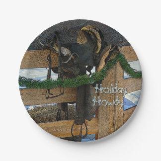 Navidad del país del día de fiesta Howdy