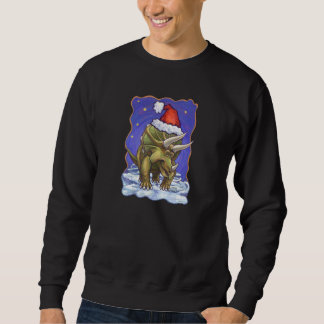 Navidad del Triceratops Jersey