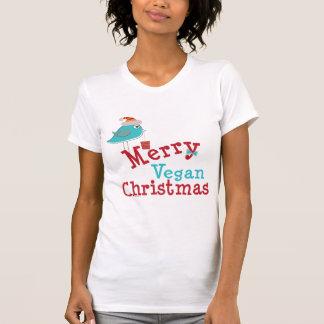 Navidad del vegano playeras