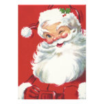 Navidad del vintage, Papá Noel