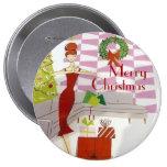 Navidad del vintage pins