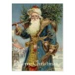 Navidad del vintage, Victorian Papá Noel