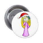 Navidad del virgo pin