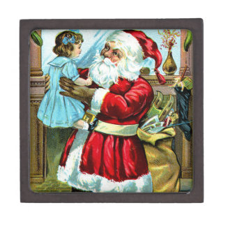 Navidad Delite Caja De Joyas De Calidad