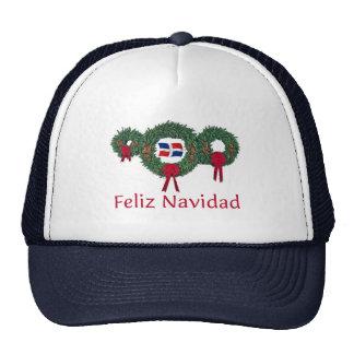 Navidad dominicano 2 gorra