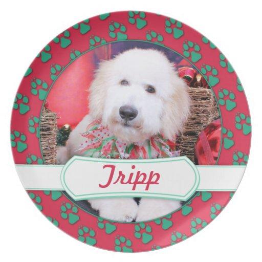 Navidad - Doodle - Tripp Plato